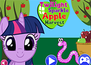 Twilight Sparkle Apple Harvest game