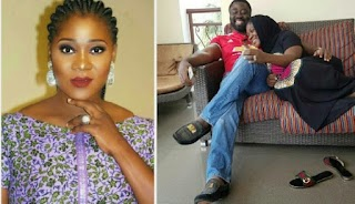 Mercy Johnson Writes Hubby: 'I Love You But….