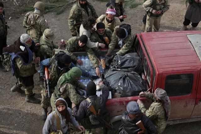 Ρωσία: Οι Τούρκοι μας έδωσαν τις συντεταγμένες για την επίθεση στους στρατιώτες τους