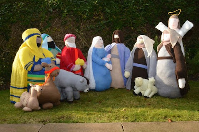 Teletubbies from St Alban's