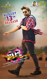 Rocket Raja (Thikka) (2018) Hindi Dubbed 480p HDRip [350MB]