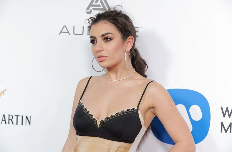 Charli XCX – Warner Music Group Grammy After Party in LA