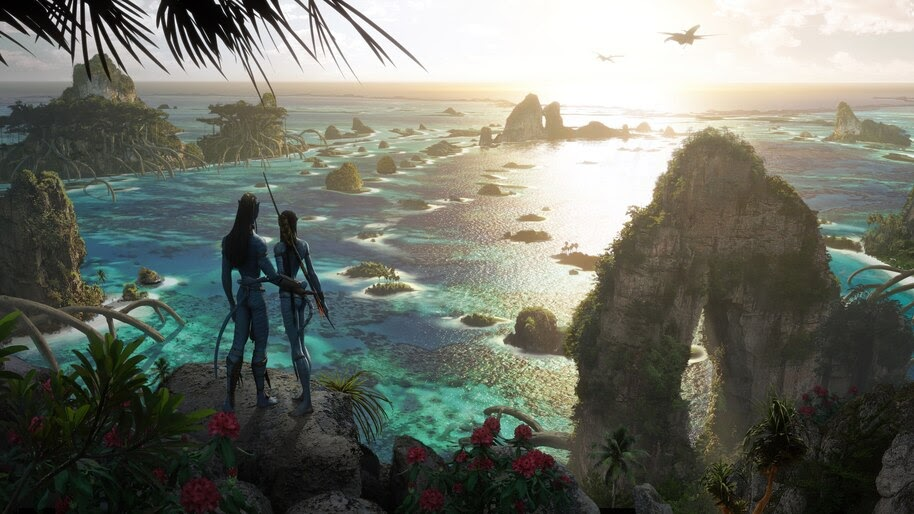 Avatar 2, Movie, Art, Scenery, 4K, #7.1008
