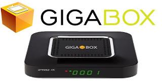 Resultado de imagem para GIGABOX DROID 4K ACM