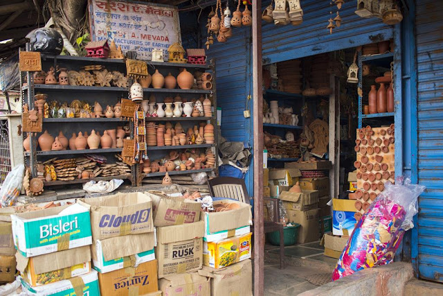 our world tuesday, earthenware, potteries, kumbharwada, dharavi, mumbai, inida