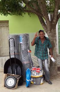 CEOP realiza entrega do caráter produtivo para 64 famílias em Cuité-PB
