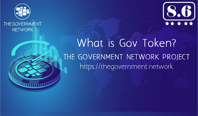 The Government Network (GOVT) ICO Review, Rating, Token Price
