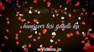 Hangover Whatsapp Status Love Video