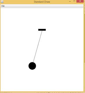 Simulasi Bandul Matematis