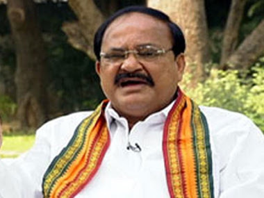 After winning a Rajya Sabha seat from Karnataka for 18 years at a  stretch, Union Minister Venkiah Naidu has shifted  to Rajasthan, thanks to a Twitter campaign.   The surprise announcement by BJP on Sunday is a silent  acknowledgement to the strong Twitter opposition to his re-election from Karnataka.   Venkiah Naidu was set to file his nomination from Karnataka. Media reports had stated that Modi and state BJP strongman Yeddyurappa were in favour of his nomination from the state.