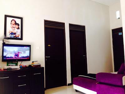 Rumah Hook Di Perumahan Grand Sharon Margahayu Bandung
