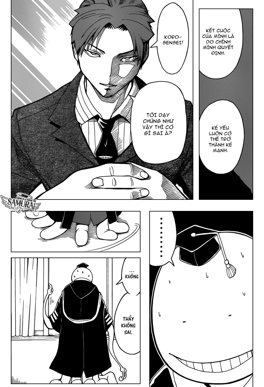 Ansatsu Kyoushitsu chap 77 trang 13