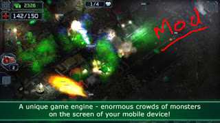 Alien Shooter TD v1.5.9 MOD APK unlimited money