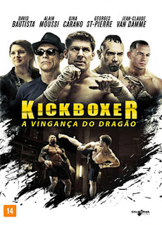 Kickboxer: A Vingança do Dragão - BDRip Dual Áudio