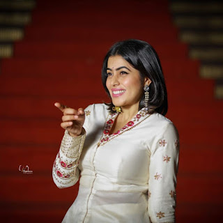 Actress Shamna Kasim (Poorna) New Stills Gallery