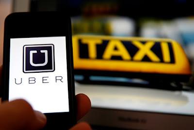 Ahok soal Uber Taxi