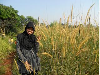 Foto Khairunnisa Pemilik Blog Maringenet