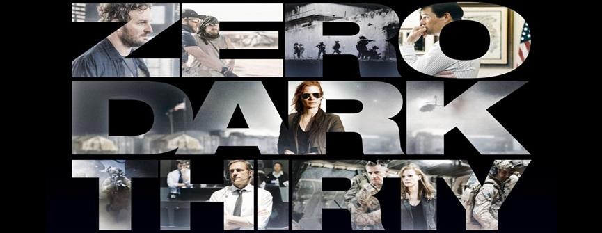 Zero Dark Thirty 2012