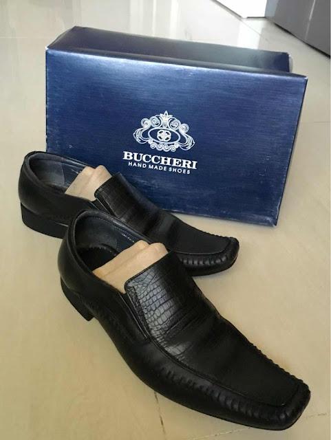 Tips Memilih Sepatu Buccheri Sebagai Sepatu Kerja
