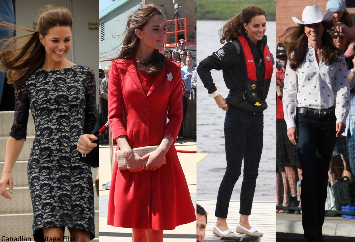 43db1b0e7f87 A refresher of several of Kate s looks during the Canada tour in 2011.