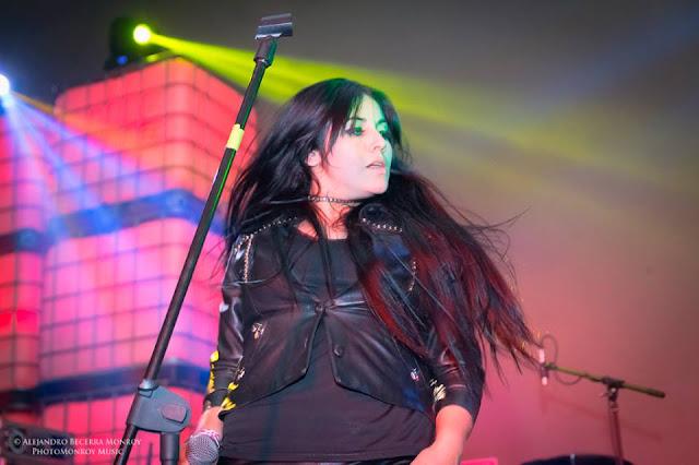 Ladies of Metal: Arianna Dheva (Caligatum), Ladies of Metal, Arianna Dheva, Caligatum