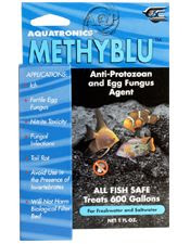 Methylene Blue for fish