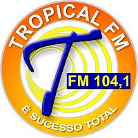 Rádio Tropical FM de Araras ao vivo