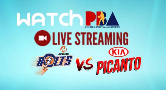 Livestream List: Meralco vs Kia game live streaming January 24, 2018 PBA Philippine Cup