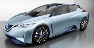 2018 Nissan Leaf Range Date de sortie, Concept, Prix et Design Rumeurs