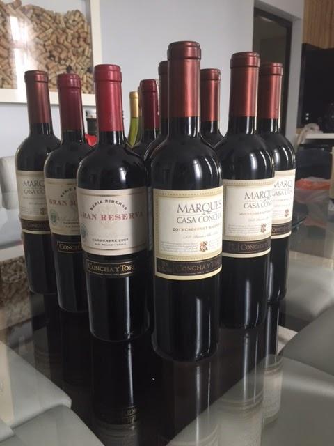 Indicação de vinhos