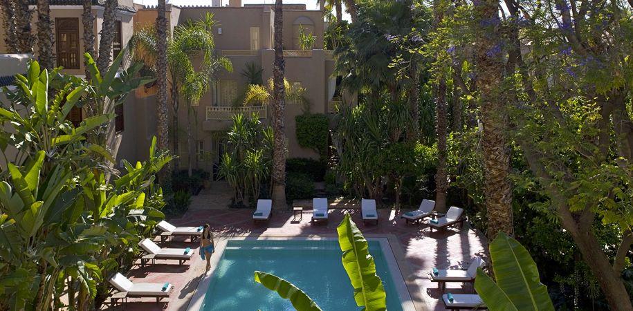 innergarden riad Marrakech