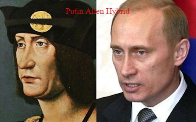 Is Putin a clone from history.