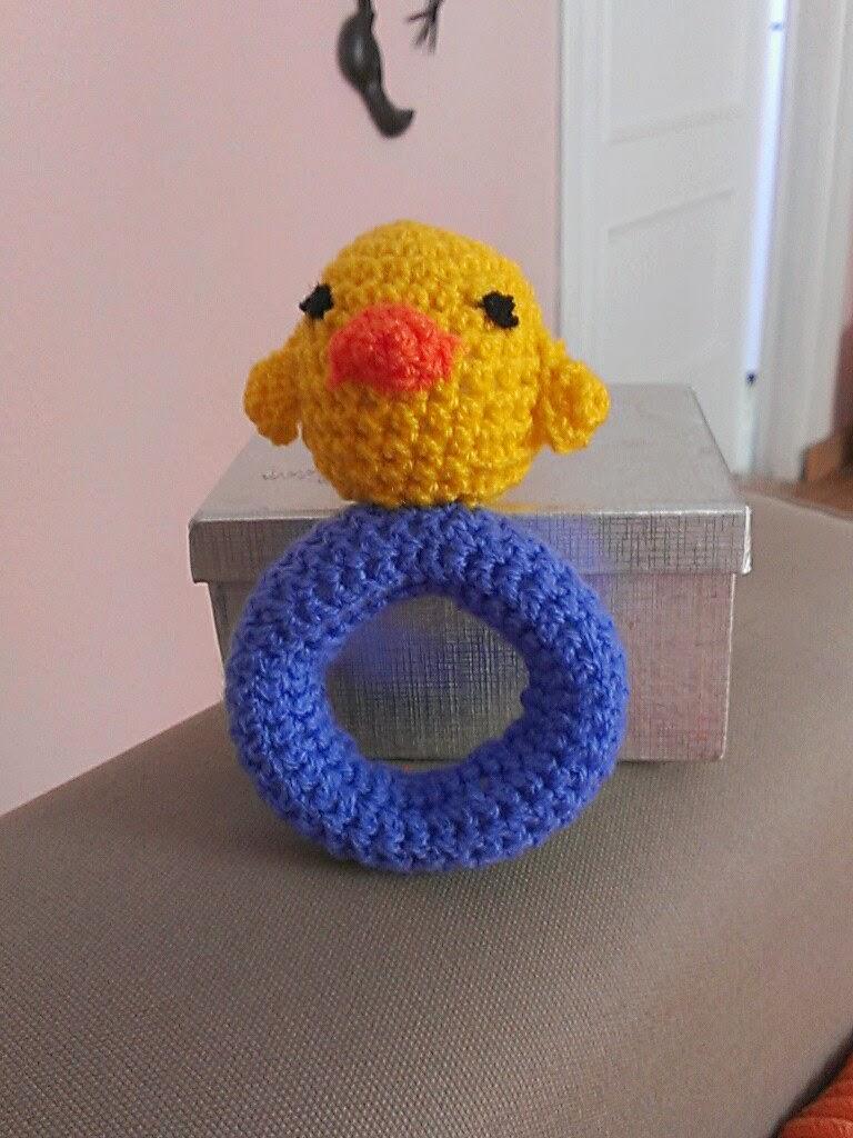 Bunny Stroller Mobile PDF Pattern, amigurumi, crochet   Patrones ...   1024x768