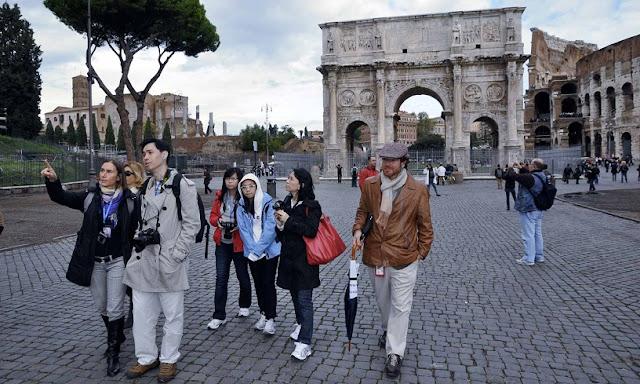 Roteiro de viagem de 5 dias em Roma