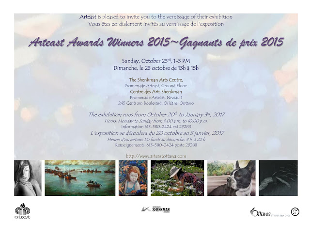 Arteast award winners 2015 show