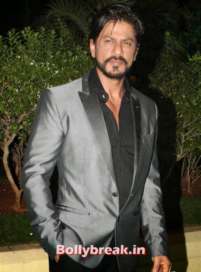 Shah Rukh Khan, Bollywood Babes at Vishesh Bhatt Wedding Reception