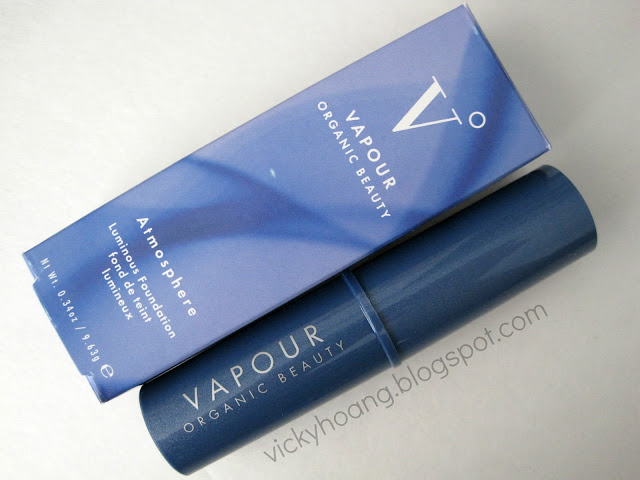 Review And Swatch Vapour Organic Beauty Atmosphere