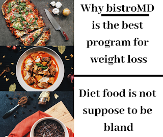 Why bistroMD is the best program for weight loss even if you're suffering from diabetic, heart problem or even menopause? | Learn the hard way that diet doesn't mean having a bland meal.