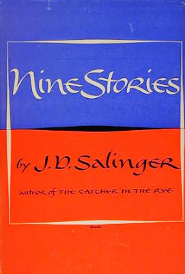 Nine Stories by J. D. Salinger - book cover
