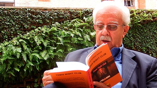 Jaime Moreno, autor de Temis Night Club