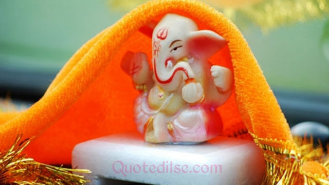 Ganesh Chaturthi Images With Quotes In Hindi 2020