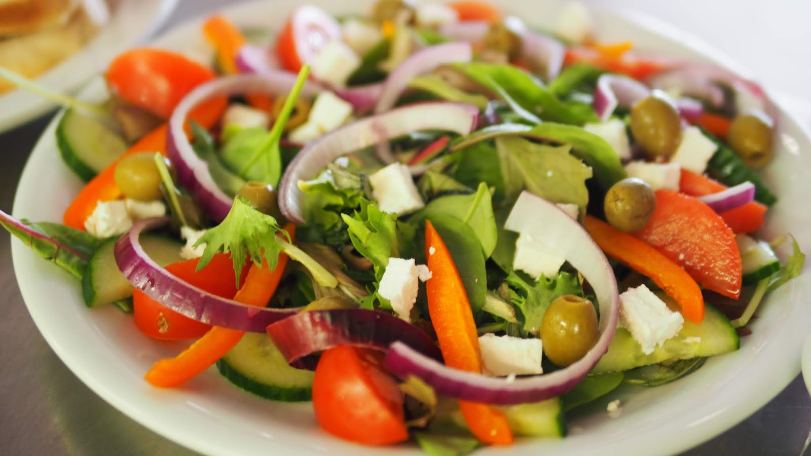 Eat Salad Daily - Facial Rejuvenation Begins with the Skin