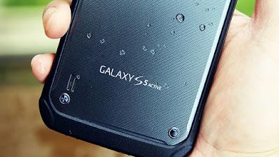 """Đến lượt Galaxy S5 Active được """"lên đời"""" Android 6.0 Marshmallow"""