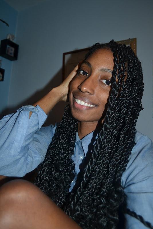 HAIR UPDATE   Senegalese Twists