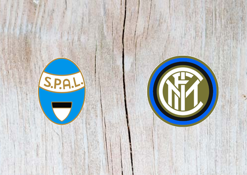 SPAL 2013 vs Inter Milan Full Match & Highlights 07 Oct 2018