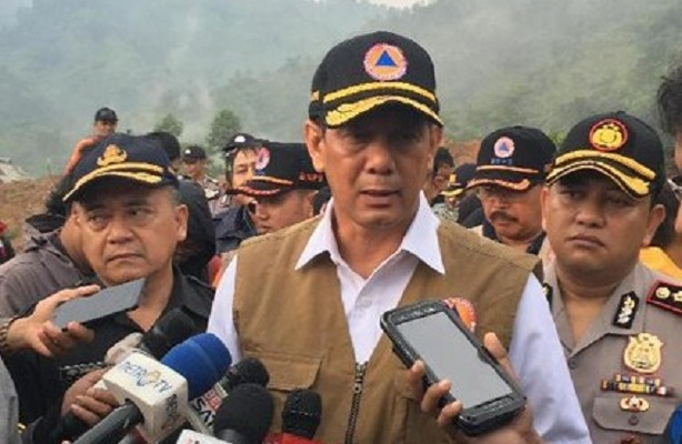 BNPB Akan Pidanakan Pihak yang Menghambat Pemenuhan Kebutuhan Korban Bencana Palu