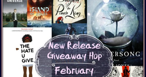 February 2017 New Release Giveaway!