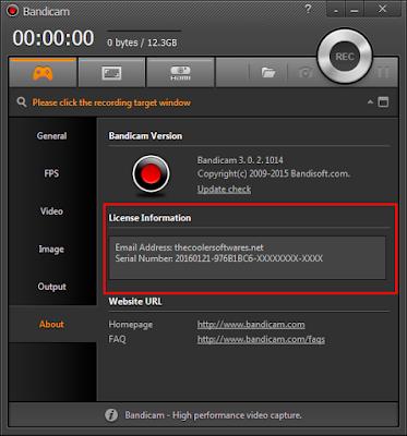 Bandicam 3.3.0 Crack โปรแกรมบันทึกวิดีโอหน้าจอ Full HD