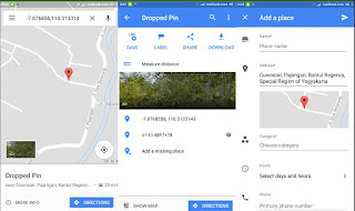 alamat Google maps