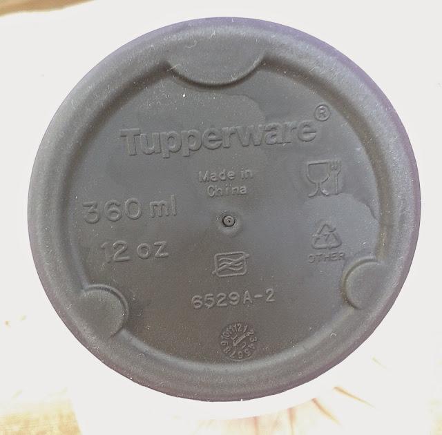kubek z Tupperware